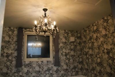 帯広ヘアーサロンネイジュの1階店内写真